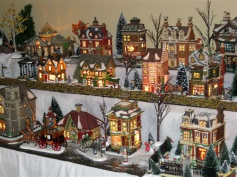 mini christmas village houses 1000 images about my miniature christmas village on pinterest christmas villages