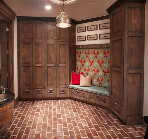 entry room ideas mudroom lockers with bench hall traditional with cabinets