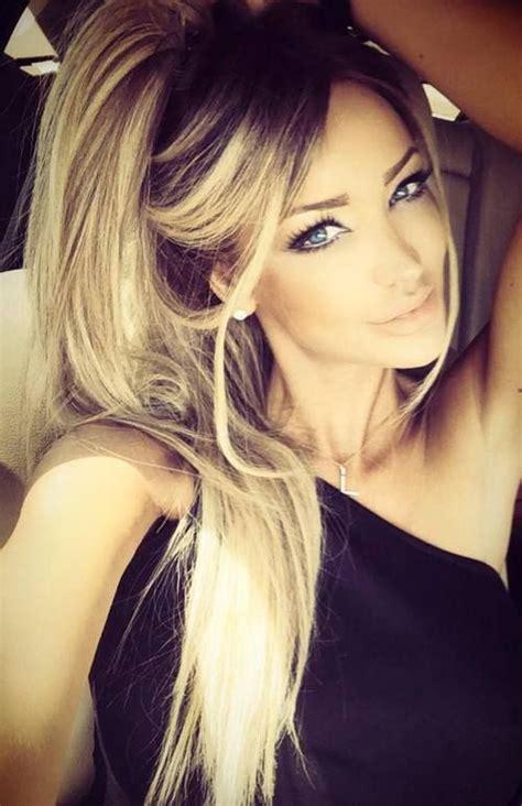 gorgeous long blonde hair get her hair in an hour euro brazilian malaysian