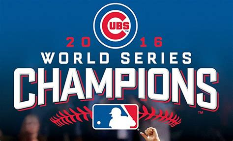 Cubs Giveaways - giveaway win 2016 world series chions the chicago cubs on blu ray dvd and