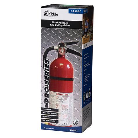 Kitchen Extinguisher Canada by Safety Equipment In Canada Canadadiscounthardware
