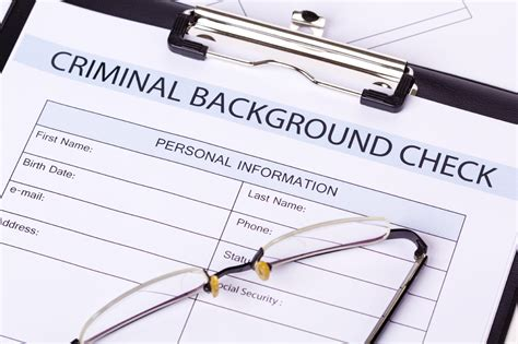 Ministry Of Justice Criminal Record Check What Makes A Employee Prison Fellowship
