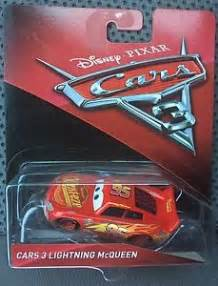 Lighting Mcqueen Car Brand 2017 Disney Pixar Cars 3 Lightning Mcqueen Diecast Mattel