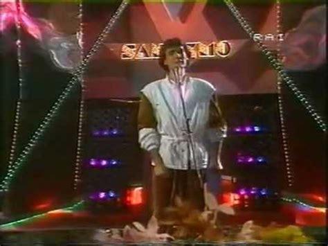vasco sanremo 1982 stefano sani sanremo 1982 serata finale festival