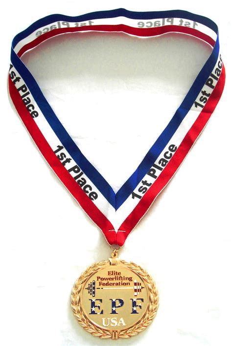 Handmade Medals - custom resin sculpture trophies for powerlifting and
