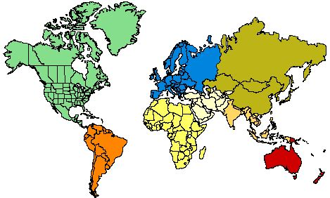 Uk On World Map by Maps World Map United Kingdom