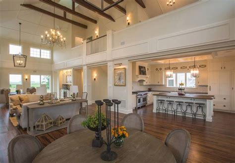 open floor plan farmhouse serosun farms opens swainson s house model