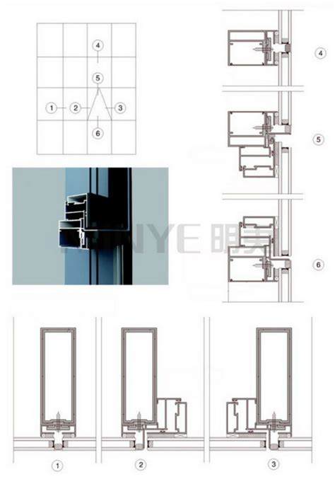 unitized curtain wall manufacturers professional manufacturer facade system unitized curtain