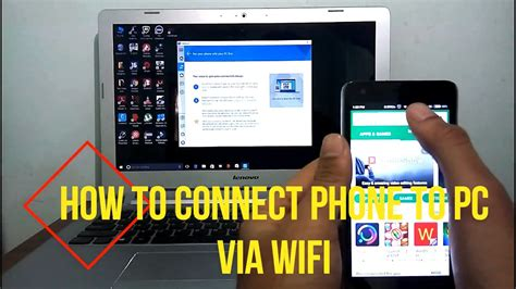 mobile pc connect how to connect phone to pc no usb wireless connect