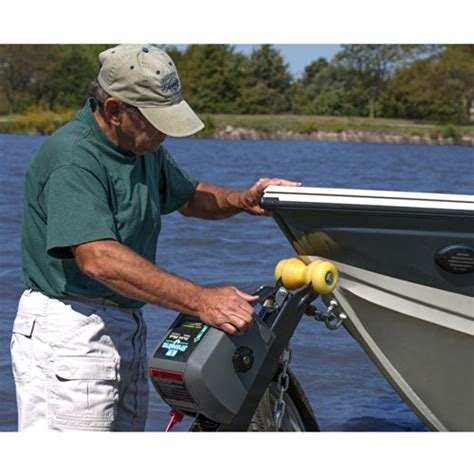 electric boat trailer winch canada dutton lainson tw4000 12 volt trailer winch 1500 lb