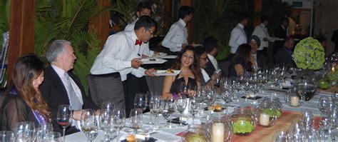 dinner guests la chaine des rotisseurs pink lemon tree