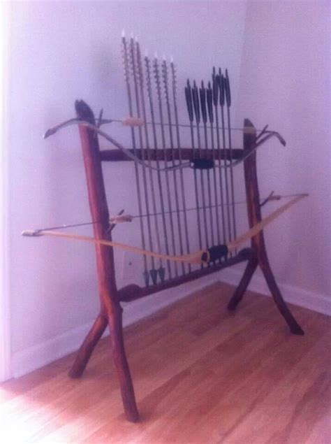 Archery Rack by Build Bow Rack Woodworking Projects Plans