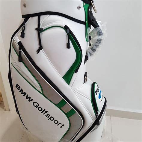 Bmw Golf Bag by Bmw Pmga Golf Cart Bag Sports Sports Equipment