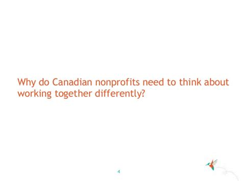 Why Nonprofits Need Mba S by Friendship Courtship Partnership Why Canadian