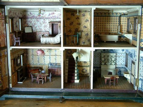 doll house sales for sale books mags dolls houses past present bubby s house with original 1930