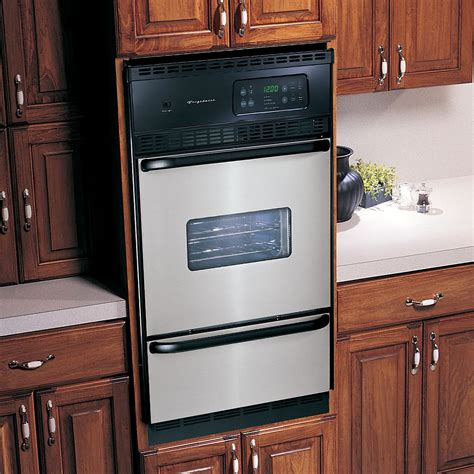 Oven Storage Drawer by Frigidaire Fgb24s5dc 24 Quot Self Clean Single Gas Wall Oven