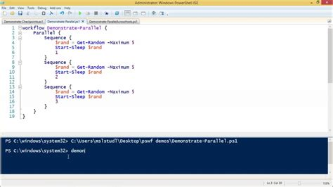 powershell workflow service management automation with windows azure pack 02