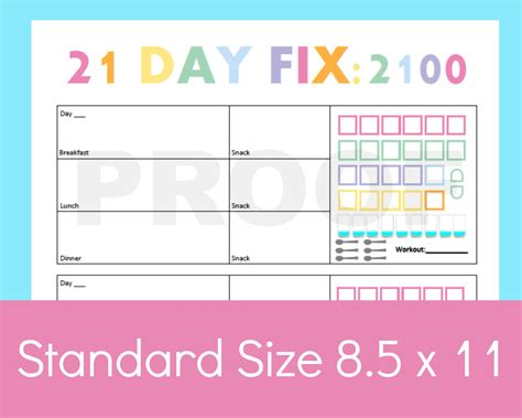 21 Day Fix Worksheets by Chandeliers Pendant Lights