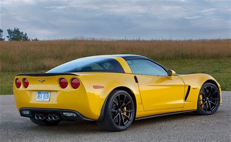 consumer reports names the corvette z06 as the best car in