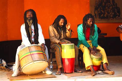 Dress Reggae Blues Berkualitas in montego bay amstardmc