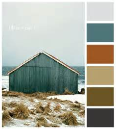 thinking of fall something blue blue rust my favorite color palette color palettes