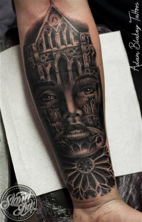 tattooed heart ministries 12 artistic church and cathedral tattoos tattoodo