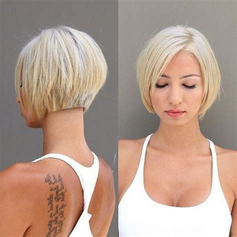 Modern Kort Frisyr 2016 by Bob Hair 2016 Textured Bob Front And Backview Bob