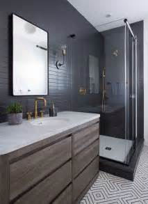black bathroom tile ideas best 25 modern bathrooms ideas on modern