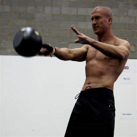 kettlebell swing before and after the kettlebell swing isn t everything but this workout is