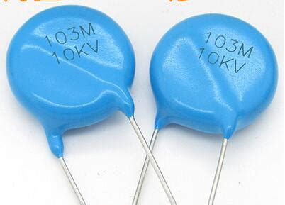 10 kv ceramic capacitor 5pcs 10kv 103m ceramic capacitor 10kv103 10nf high voltage