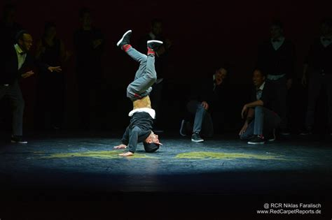 Karpet Breakdance it s showtime flying bach auf deutschlandtournee