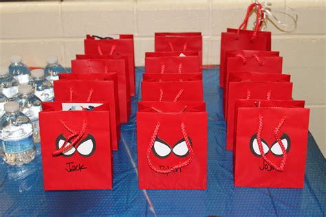 Homemade Spiderman Decorations Kids For Room » Ideas Home Design