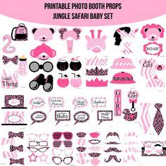 instant download animal print photo booth props safari instant download jungle animal print printable photo booth