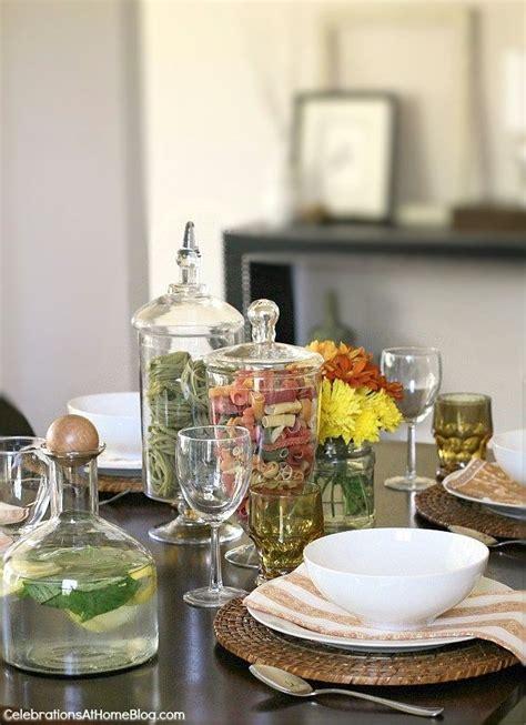 italian decorations for home entertaining italian themed dinner ideas