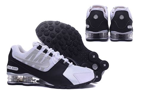 most popular athletic shoes most popular nike shox nz white black silver s