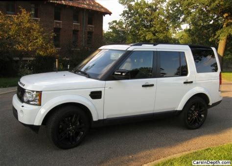 land rover lr4 white review 2013 land rover lr4 the truth about cars