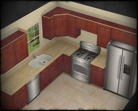kitchen makeovers l shaped design for small space