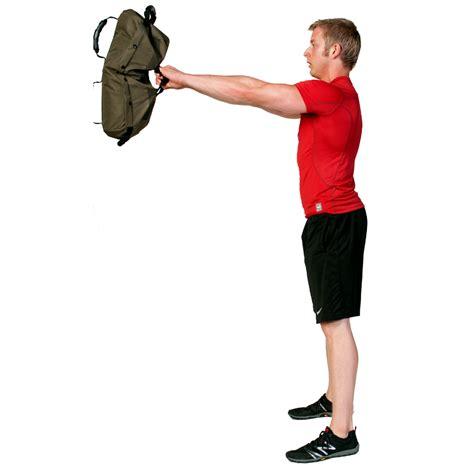 Sandbag Exercise Guide Sandbag Swing