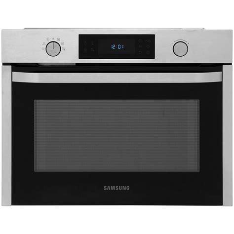Microwave Samsung Low Watt samsung nq50k3130bs 900 watt microwave built in stainless
