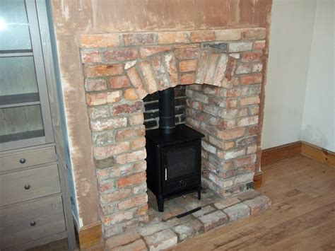 Brick Fireplaces For Stoves by Apollo Heatsource 100 Feedback Chimney Fireplace