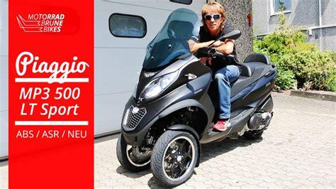 Mp3 Motorrad by Motorrad Brune Bikes Piaggio Mp3 500 Lt Abs Asr Neu