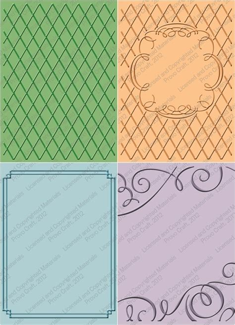 cuttlebug wedding embossing folders 17 best images about cuttlebug ef collection on