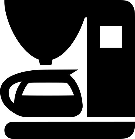 coffee machine coffee maker svg png icon