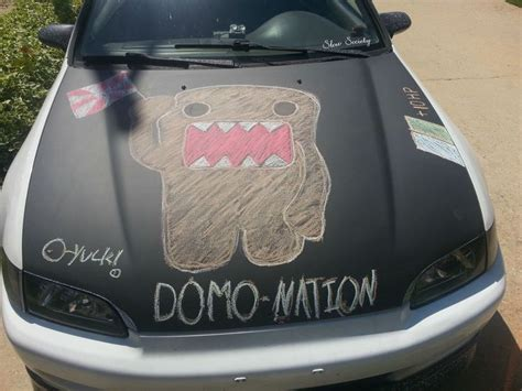 chalkboard paint your car 10 best images about chalkboard car hoods