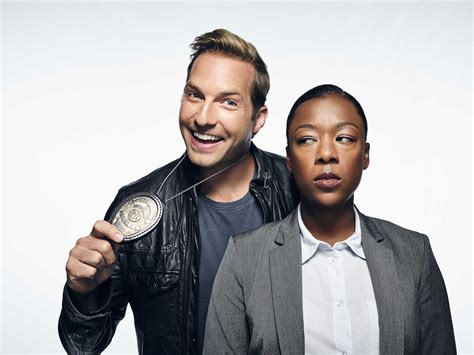 On Television samira wiley on s hansen comedy series