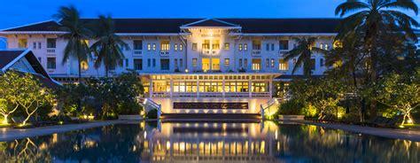 Rafles A by H 244 Tel De Luxe 224 Siem Reap Au Cambodge Raffles Grand Hotel