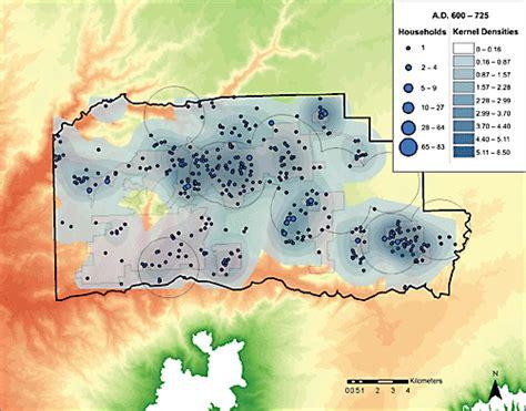 settlement pattern definition archaeology figure 14 settlement patterns archaeology of sand canyon
