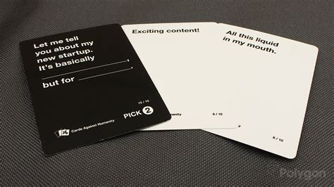 how to make cards against humanity cards against humanity and the of hyper local