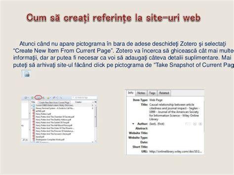 tutorial zotero chrome zotero tutorial by pop laura 2015