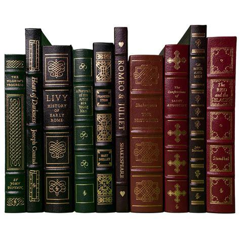 Novel Elex Contemporary Set 2 mlcs10 modern leather front juniper books
